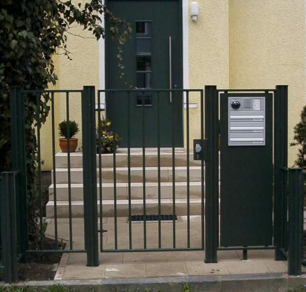 gartentore t ren tore produkte metallbau vespermann hildesheim. Black Bedroom Furniture Sets. Home Design Ideas